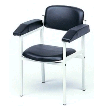 Comfortable chair for blood withdrawl, 1pce