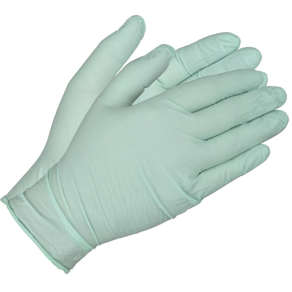 Gloves disposable latex S, 100 pieces
