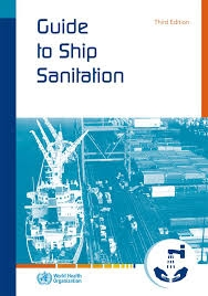 WHO guide to ship sanitation, 1pce