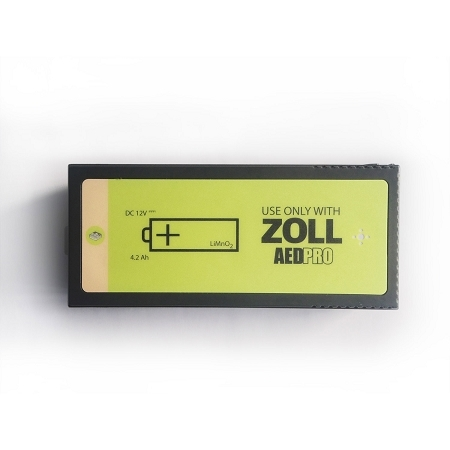 Zoll AED Pro battery, non rechargeable