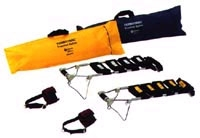 Ferno Tractionsplint leg with bag, 1pce