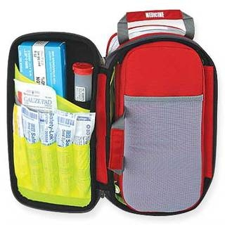 StaatPack bag G2 Medicine Cell red, 1pce