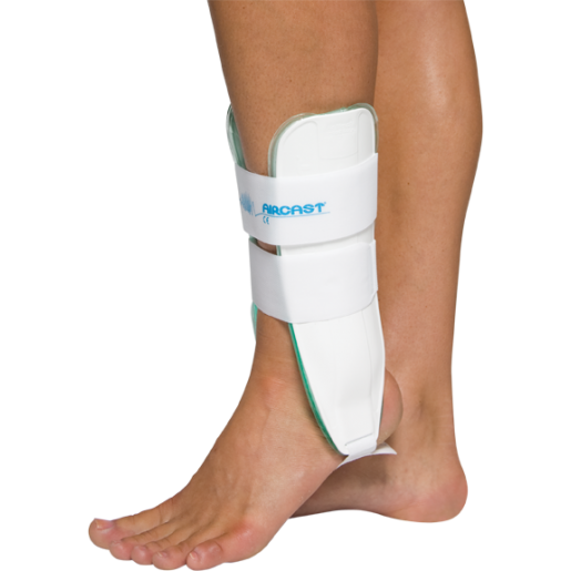 Aircast Stirrup Ankle Left Large, 1pce