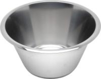 Lotion bowl stainless steel 0,2L, 1pce