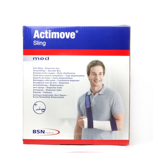 Actimove sling carrying strap 5,5cmx1,90cm universal, 1pce