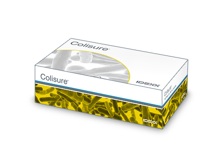Colisure tests for 100ml samples, 20pcs