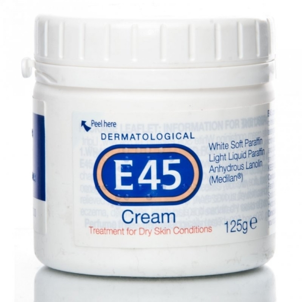 E 45 cream dermatological 125g, 1pce