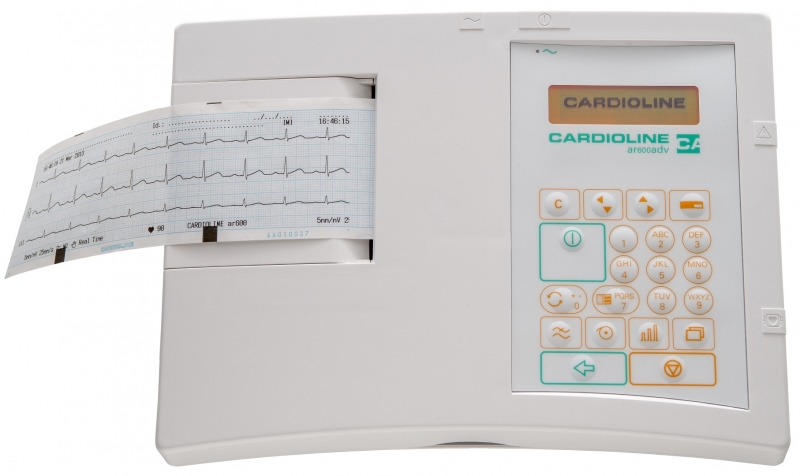 ECG Device AR 600 advanced