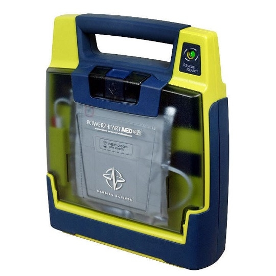 Cardiac Science G3 Automatic AED
