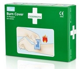 Cederroth 2pack Burncover comp 10x10cm