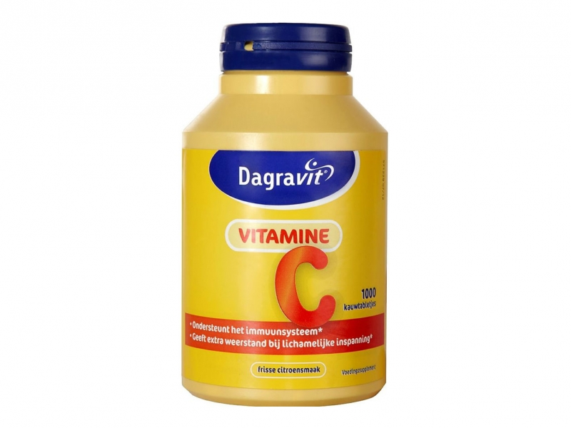 Dagravit Vitamin C, 1000 tablets
