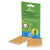 ByeBites Anti-Mosquito Pads, 24 pieces