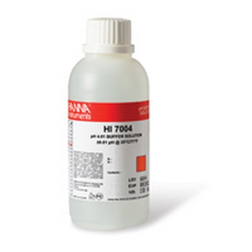 Ph Buffer sol.Hanna Instr.HI7004 500ml, 1pce