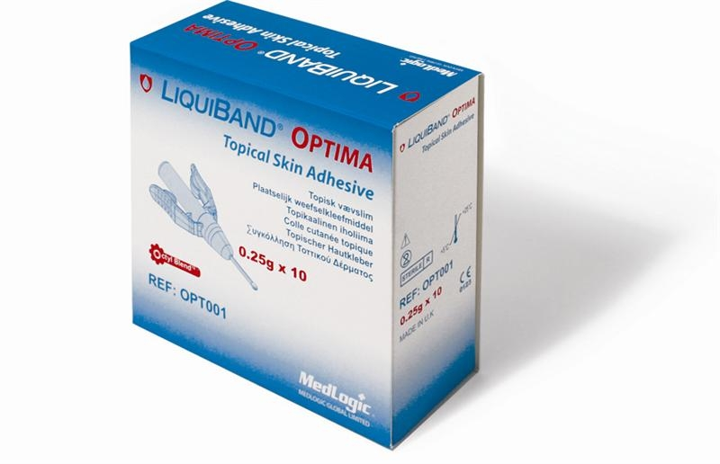 LiquiBand Optima 0.25g, 10 pieces