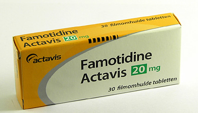 Side Effects Of Famotidine Tablets