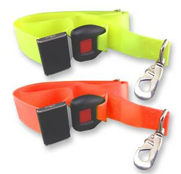 BioThane Straps Metal Loop Lock-5'2